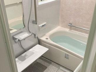 バスルームリフォーム 断熱性能をアップした温かみのあるお風呂