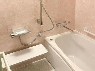 バスルームリフォーム 快適に入浴できる2階の浴室