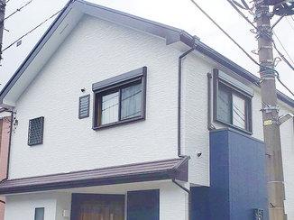外壁・屋根リフォーム イメージ通りに仕上がった、こだわりの外装